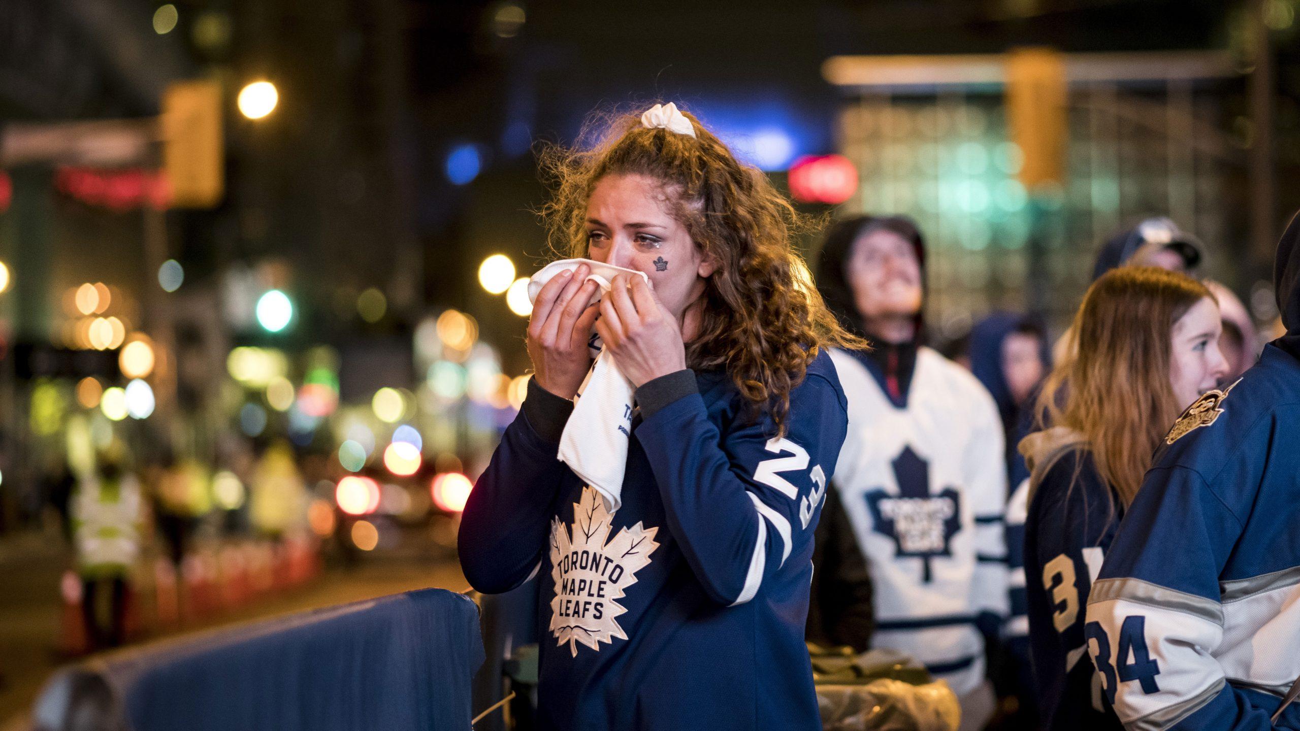 Leafs-loss