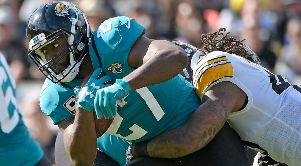 8e299be4 Jaguars' Fournette arrested for driving with suspended license ...