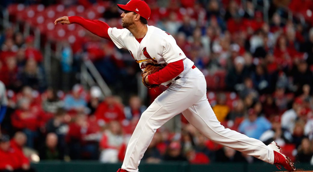 MLB-Cardinals-Wainwright-throws-against-Mets