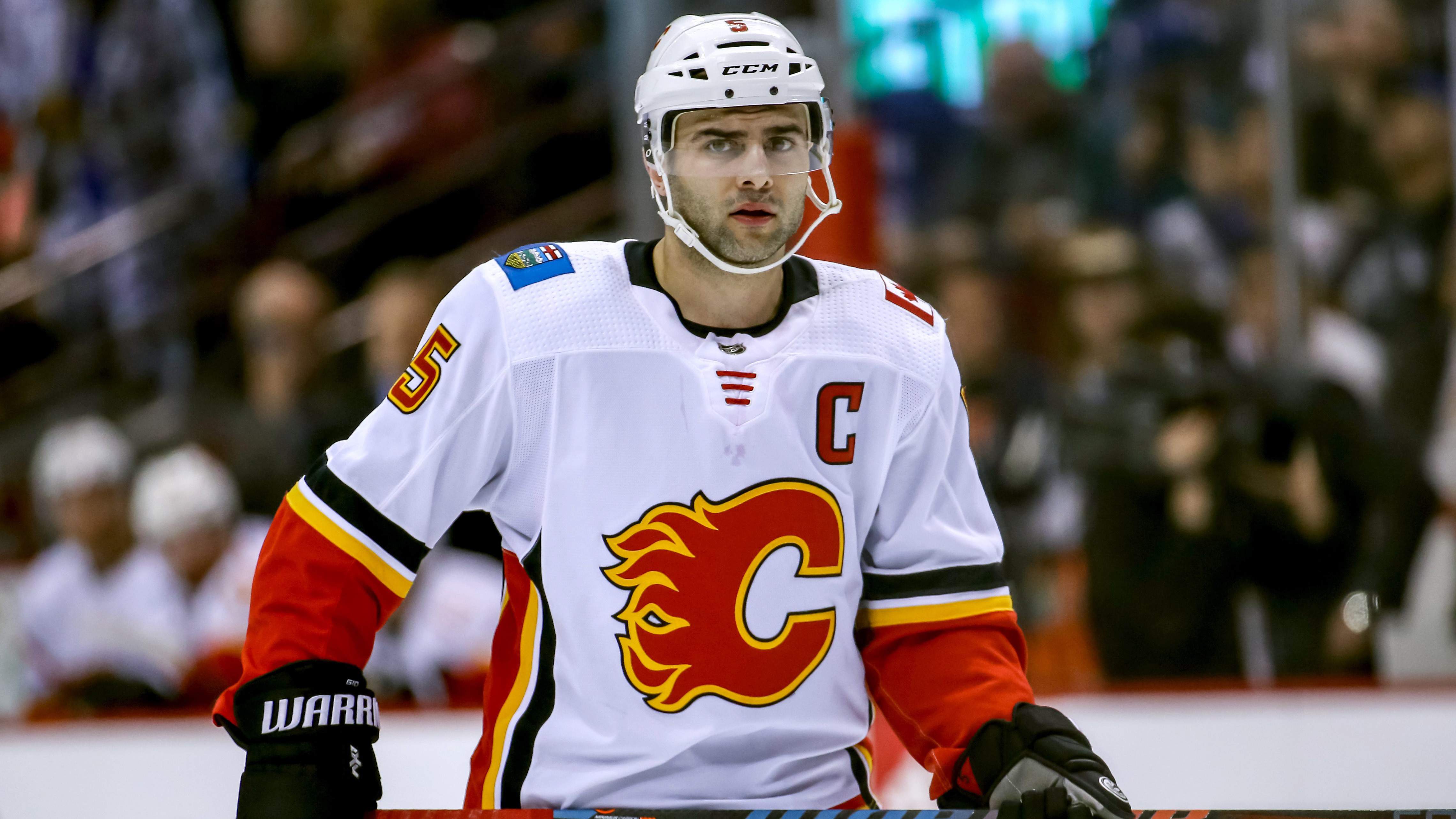Flames' Giordano adds to popularity with permanent move to Calgary