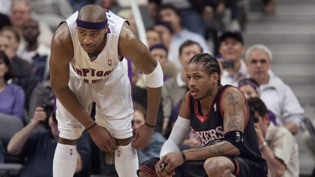 NBA-Iverson-stands-next-to-Carter