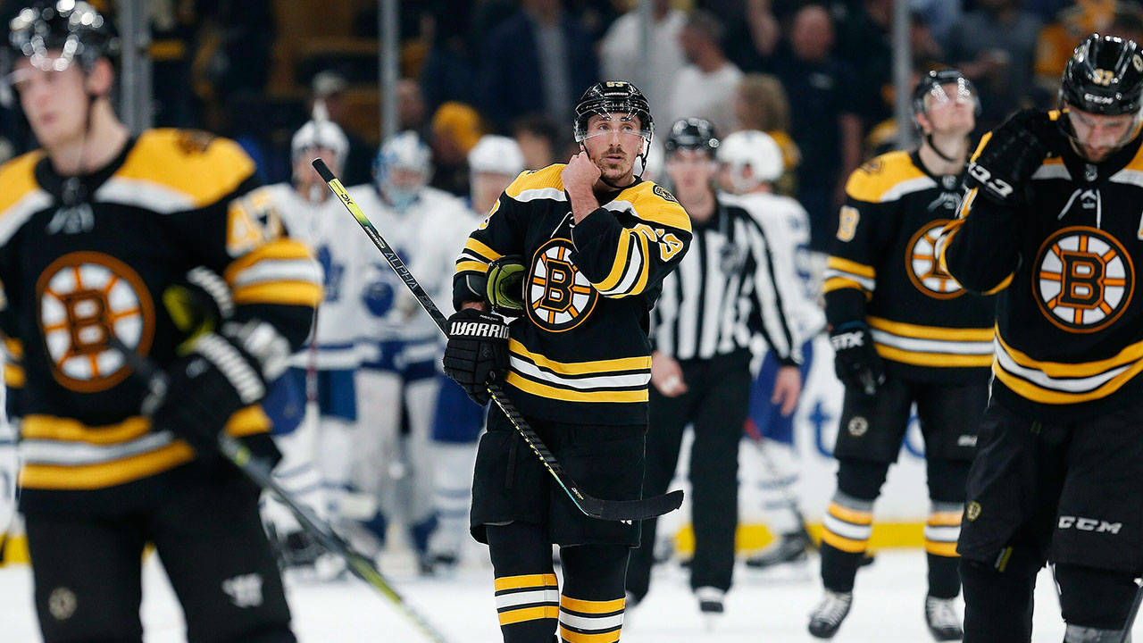 Bruins Pretty Confident Ahead Of Must Win Game 6 Vs Maple Leafs