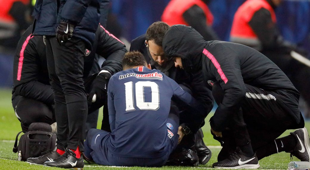Neymar To Resume Training With Psg Sportsnet Ca