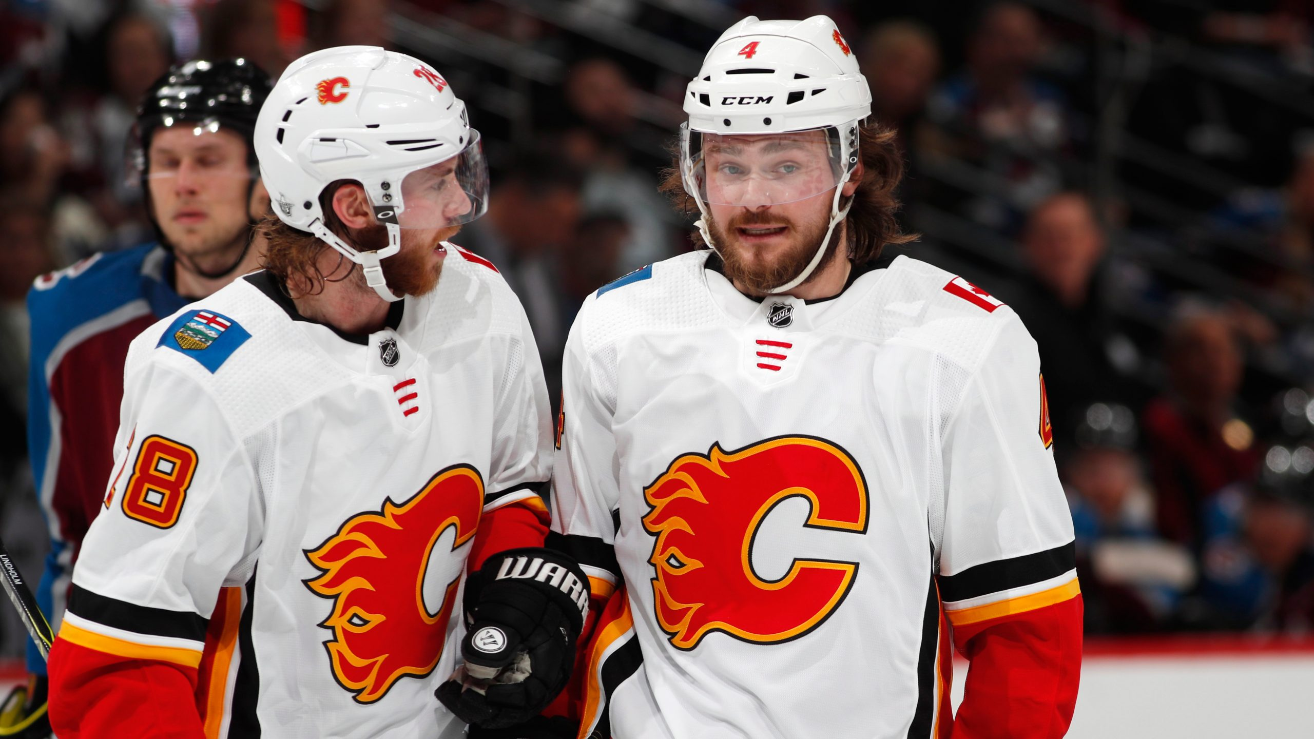 Flames' Rasmus Andersson fined $5K for roughing Oilers' Yamamoto