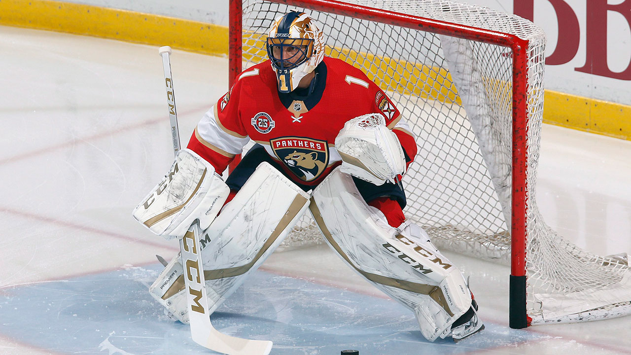 Panthers Roberto Luongo Announces Retirement After 19 Seasons