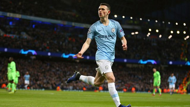 Soccer-Manchester-City-Foden-celebrates-after-scoring
