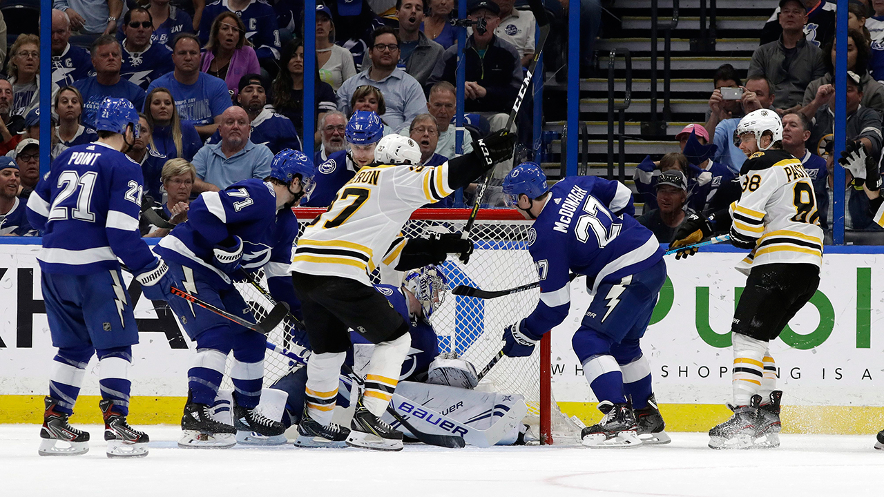 Lightning Criticize Nhl S Controversial Playoff Format Sportsnet Ca