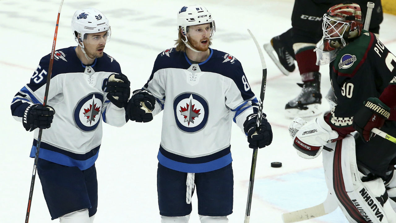 Jets' Kyle Connor flies under the radar while putting up big numbers