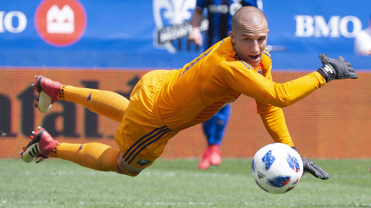 Whitecaps send goalkeeper Evan Bush to Columbus Crew for cash