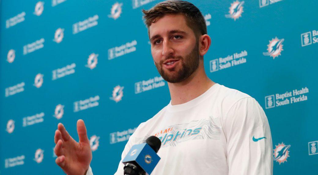 c299fd31 Dolphins' Josh Rosen says he can be franchise quarterback - Sportsnet.ca