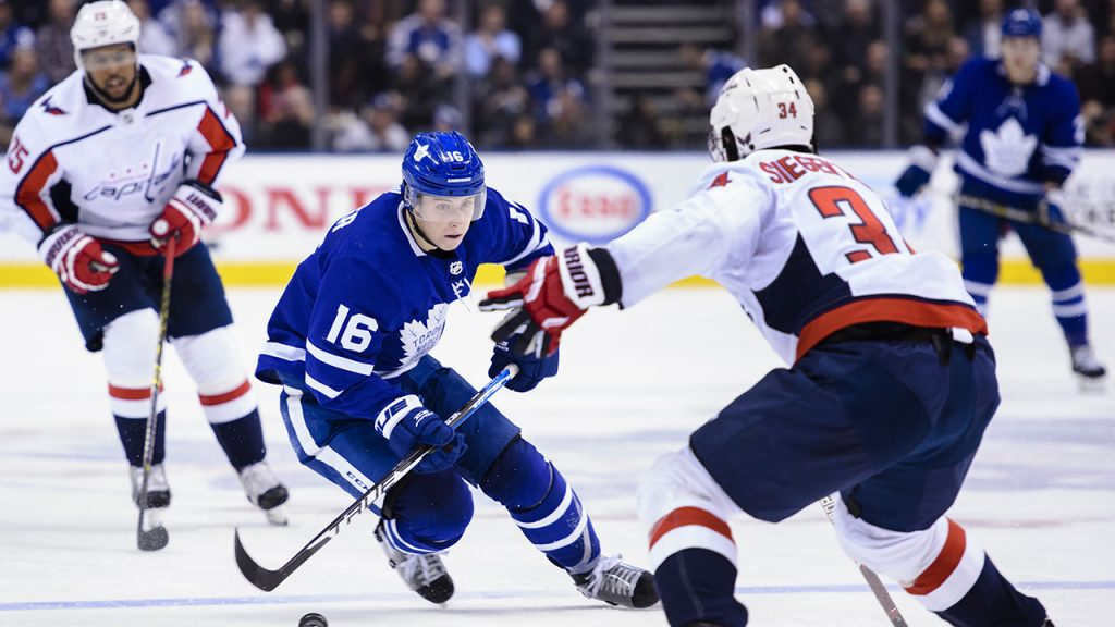 Marner's agent: Offer sheet was 'very likely' had negotiations dragged on