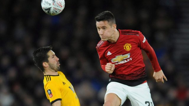 manchester-uniteds-ander-herrera-challenges-for-ball-against-wolverhampton