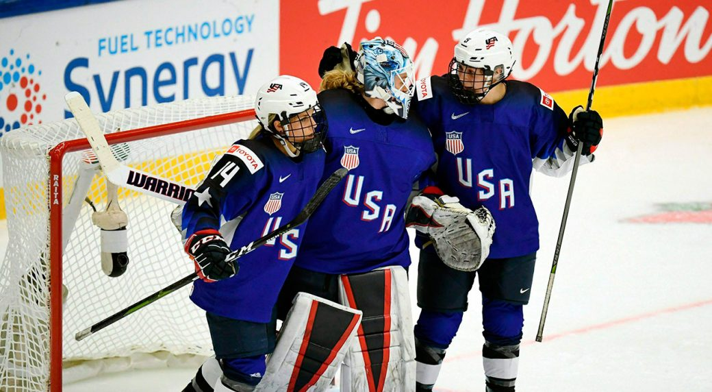 U S Beats Finland In Shootout For Gold After Ot Controversy