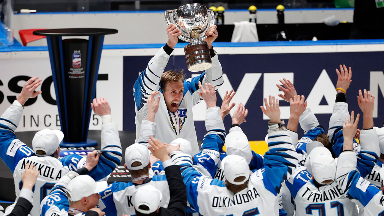 Finland Upsets Canada For World Championship Gold Stone Named Mvp