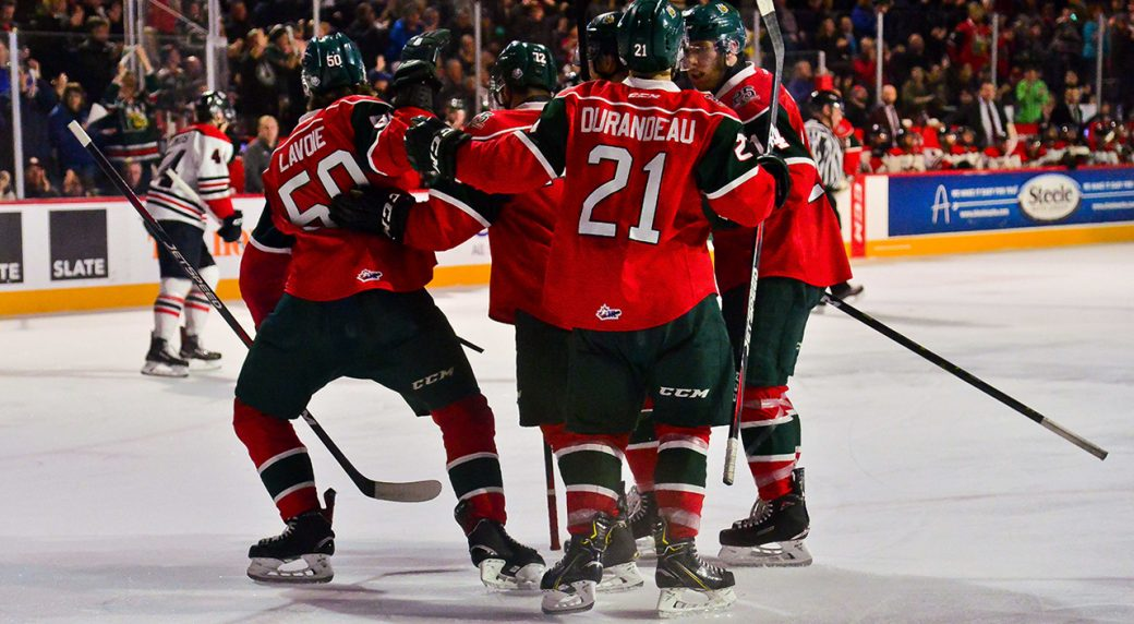 Qmjhl Final Preview Secured Memorial Cup Bids Won T Dull Mooseheads