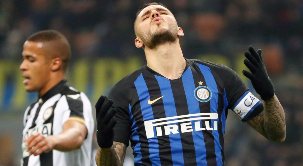 Icardi suing Inter for $1.7M, wants to be back in team - Sportsnet.ca