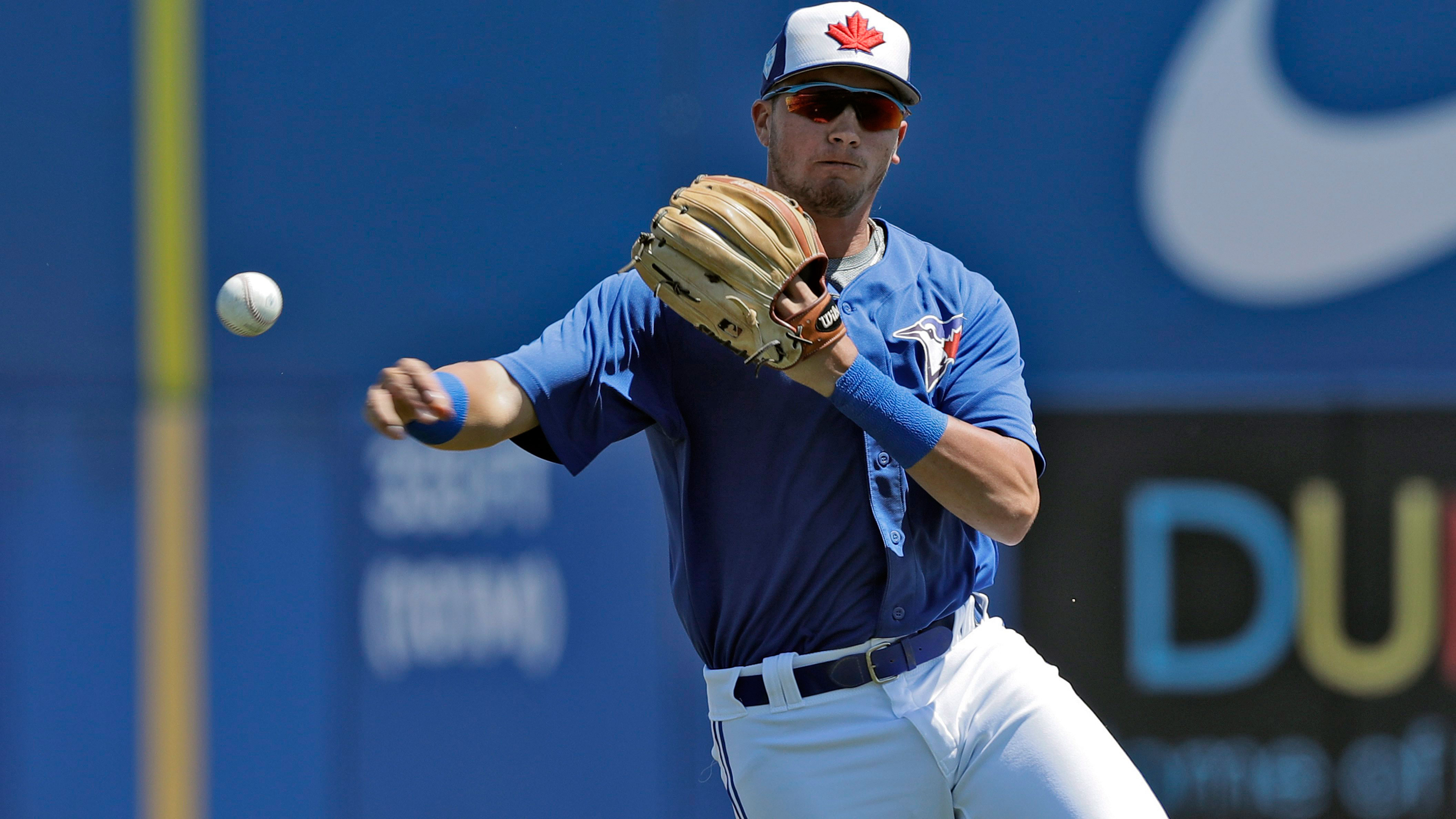 Blue Jays Farm Report: Groshans' adjustments pay dividends ...