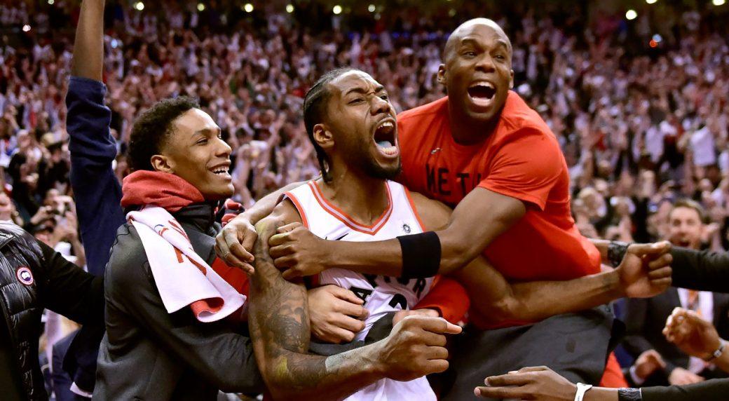 Counting Down Kawhi Leonard S 10 Greatest Toronto Raptors Moments Sportsnet Ca