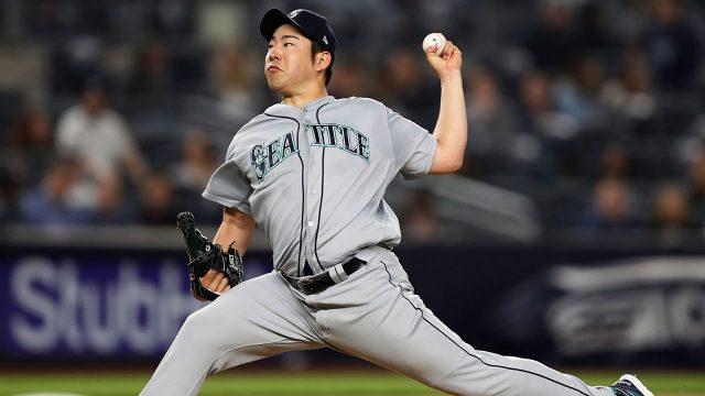 MLB-Mariners-Kikuchi-delivers-against-Yankees