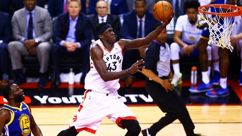 Toronto-Raptors;-Pascal-Siakam;-NBA-Finals