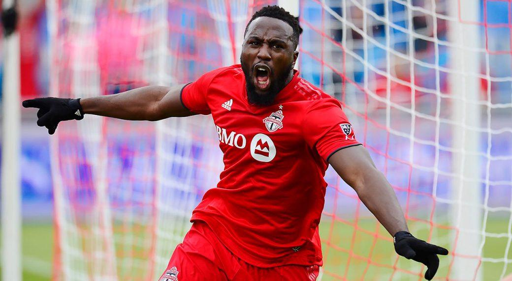 Soccer-TFC-Altidore-celebrates-goal