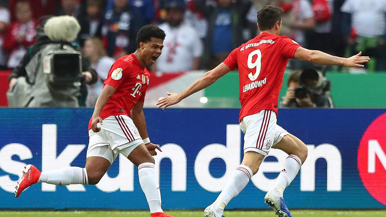 bayerns-robert-lewandowski-and-serge-gnabry-celebrate-goal