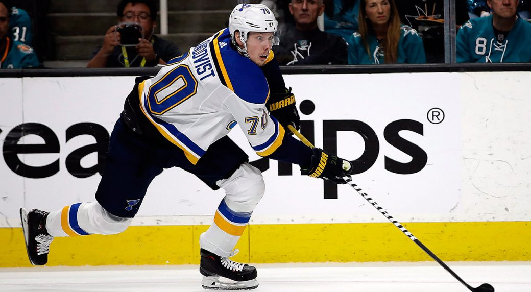 blues-oskar-sundqvist-with-the-puck