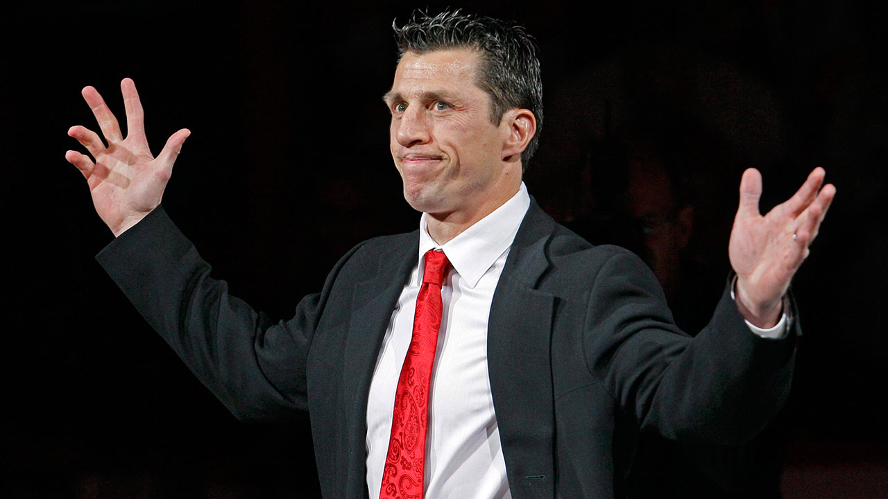It's been a very rewarding 24 hours for Rod Brind'Amour