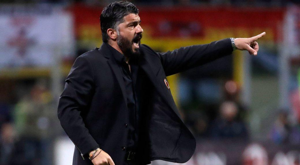 Ac Milan Coach Gattuso Leaves Club By Mutual Agreement Sportsnet Ca