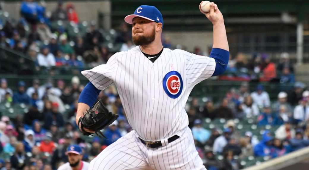 Jon Lester, Nats agree to deal, pending physical