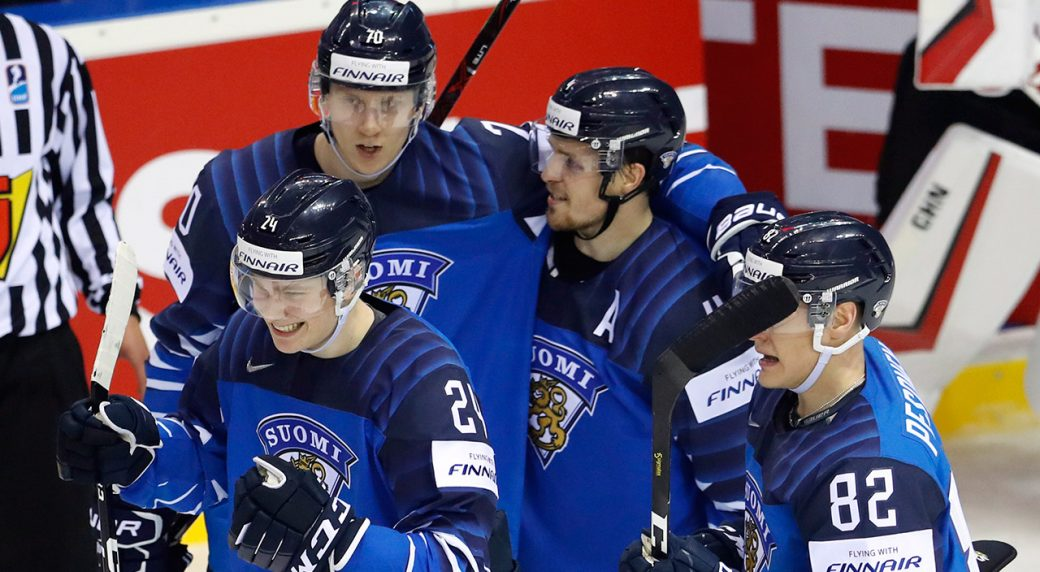 Kaapo Kakko Leads Finland To Win Over Canada At Worlds Sportsnet Ca