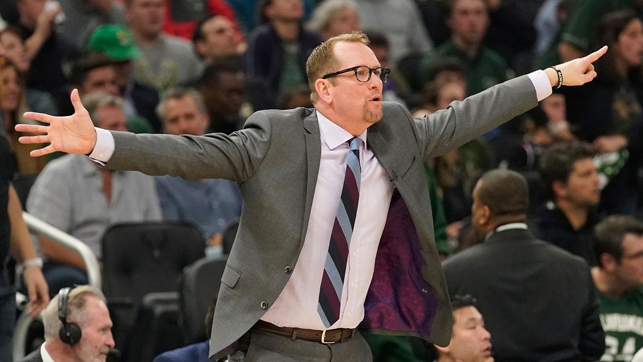 Nick Nurse on how he'll coach Raptors without Kawhi Leonard