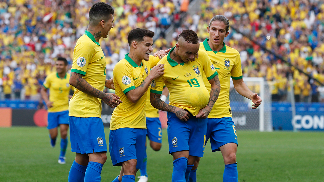 Brazil Demolishes Peru To Wrap Up Group A At Copa America Sportsnet Ca