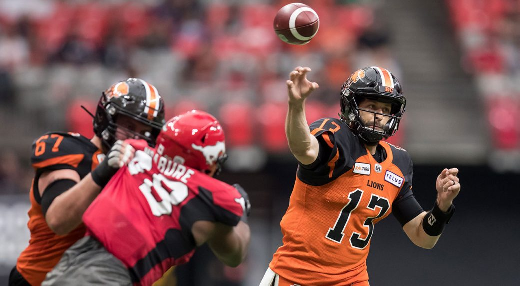 273d4715 Mike Reilly embracing life with B.C. Lions, role as face of the CFL ...