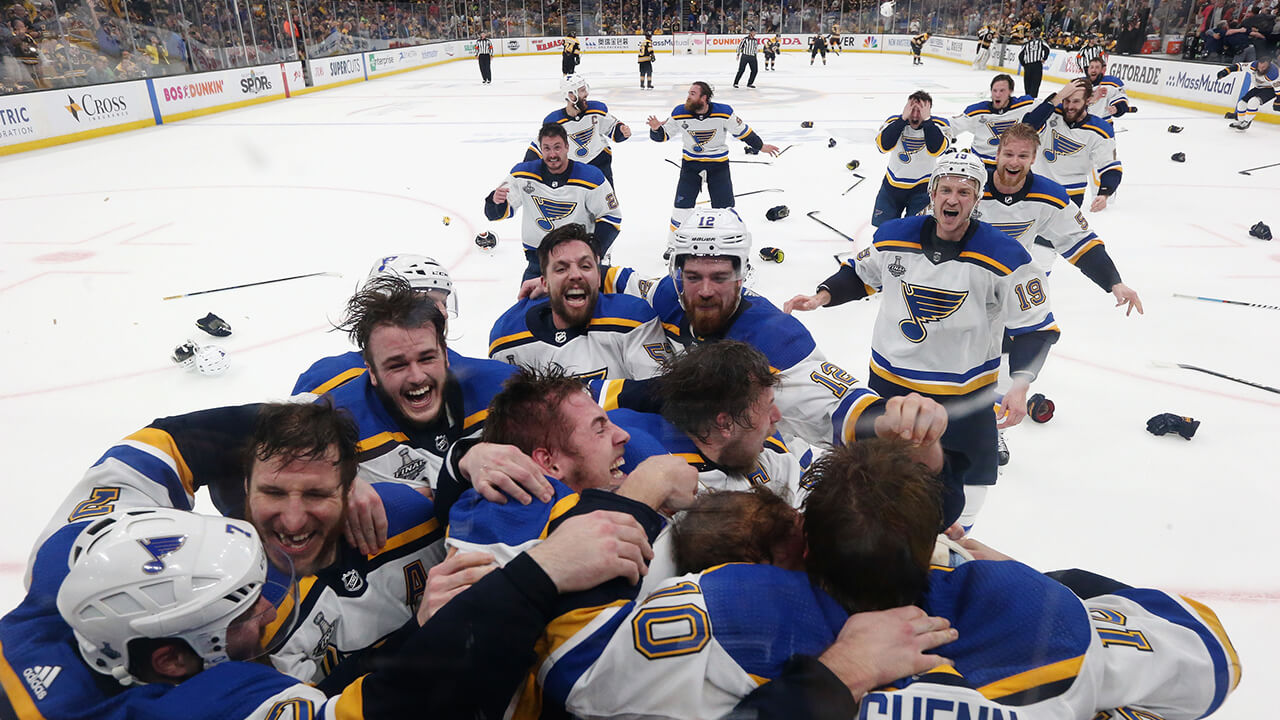 Inside The Historic Controversial Mind Blowing 2019 Stanley Cup Final