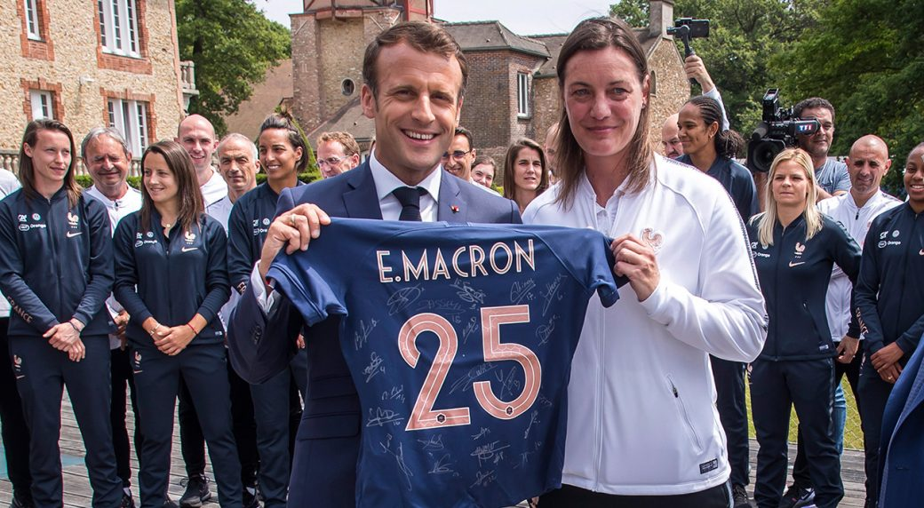 France S Macron Urges Uefa To Scrap Champions League Revamp Sportsnet Ca