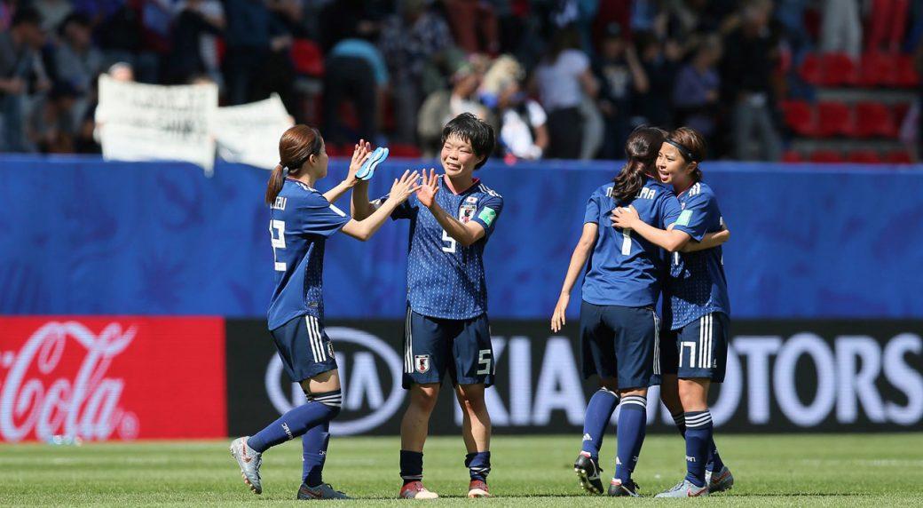 Japan-Women's-World-Cup