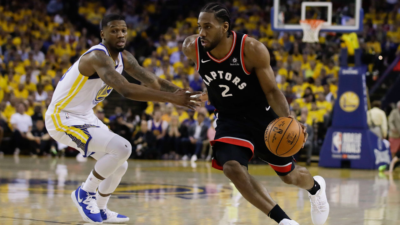 Raptors shut out noise over Warriors injuries to take