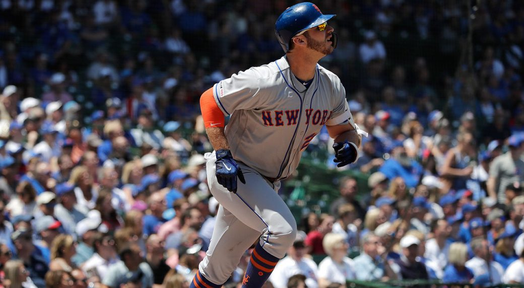 MLB-Mets-Alonso-hits-home-run