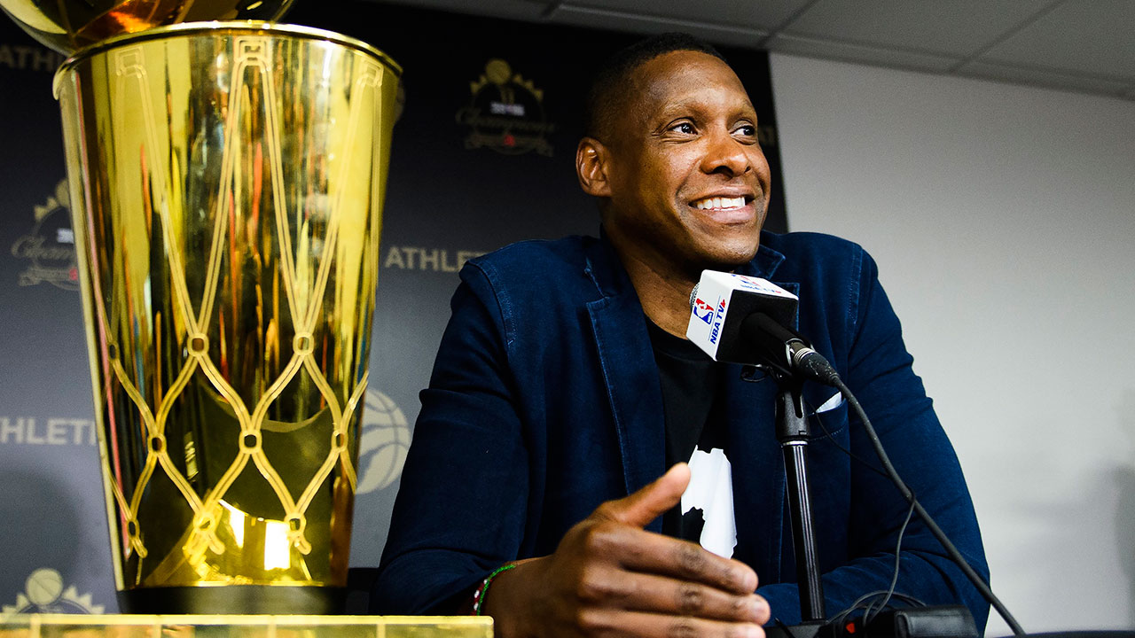 Stephen A. Smith: Masai Ujiri made mistake by staying with Raptors