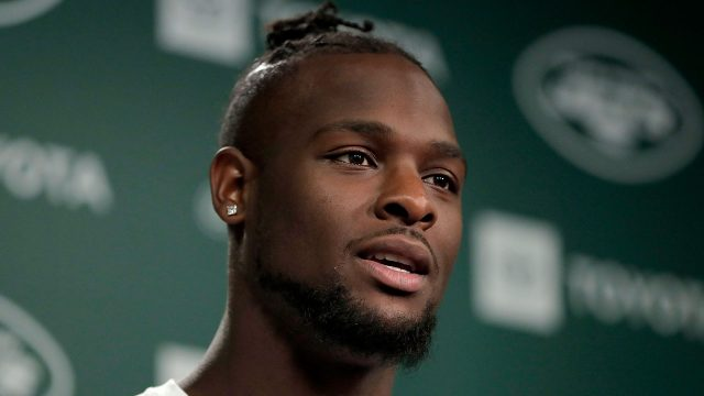 NFL-Jets-running-back-Le'Veon-Bell