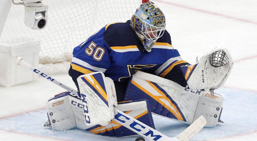 Fantasy Hockey Mailbag: Time to cut bait with Binnington, Dubois?
