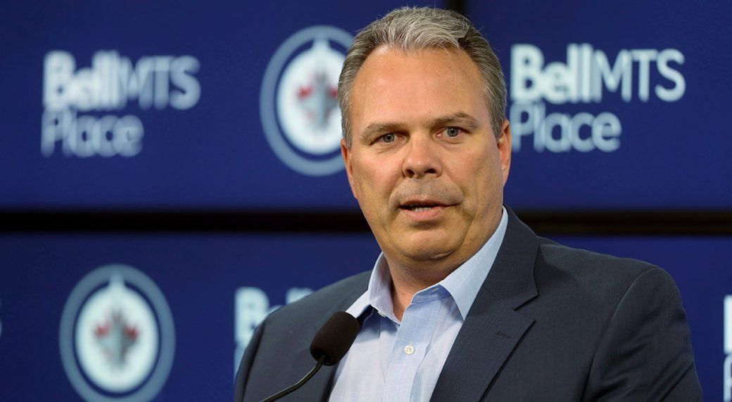 NHL-Jets-GM-Cheveldayoff-speaks-to-media