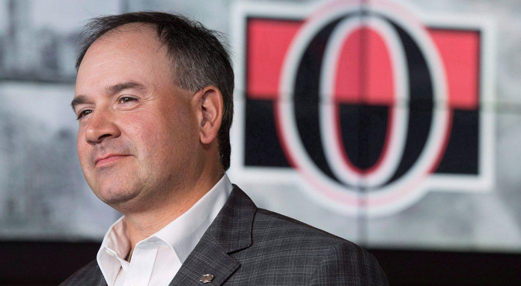 NHL-Senators-GM-Dorion