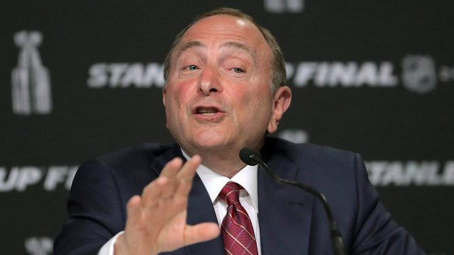 NHL-commissioner-Bettman-speaks-at-press-conference