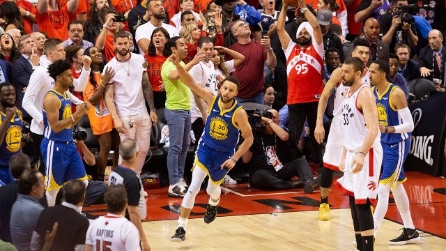 2d51383ee00 What they're saying about the Raptors and their fans after Game 5 ...