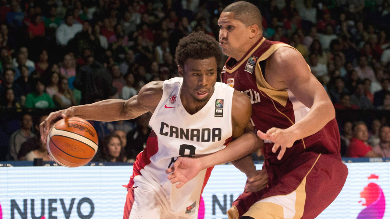 Timberwolves Wiggins Commits To Team Canada For Fiba World Cup