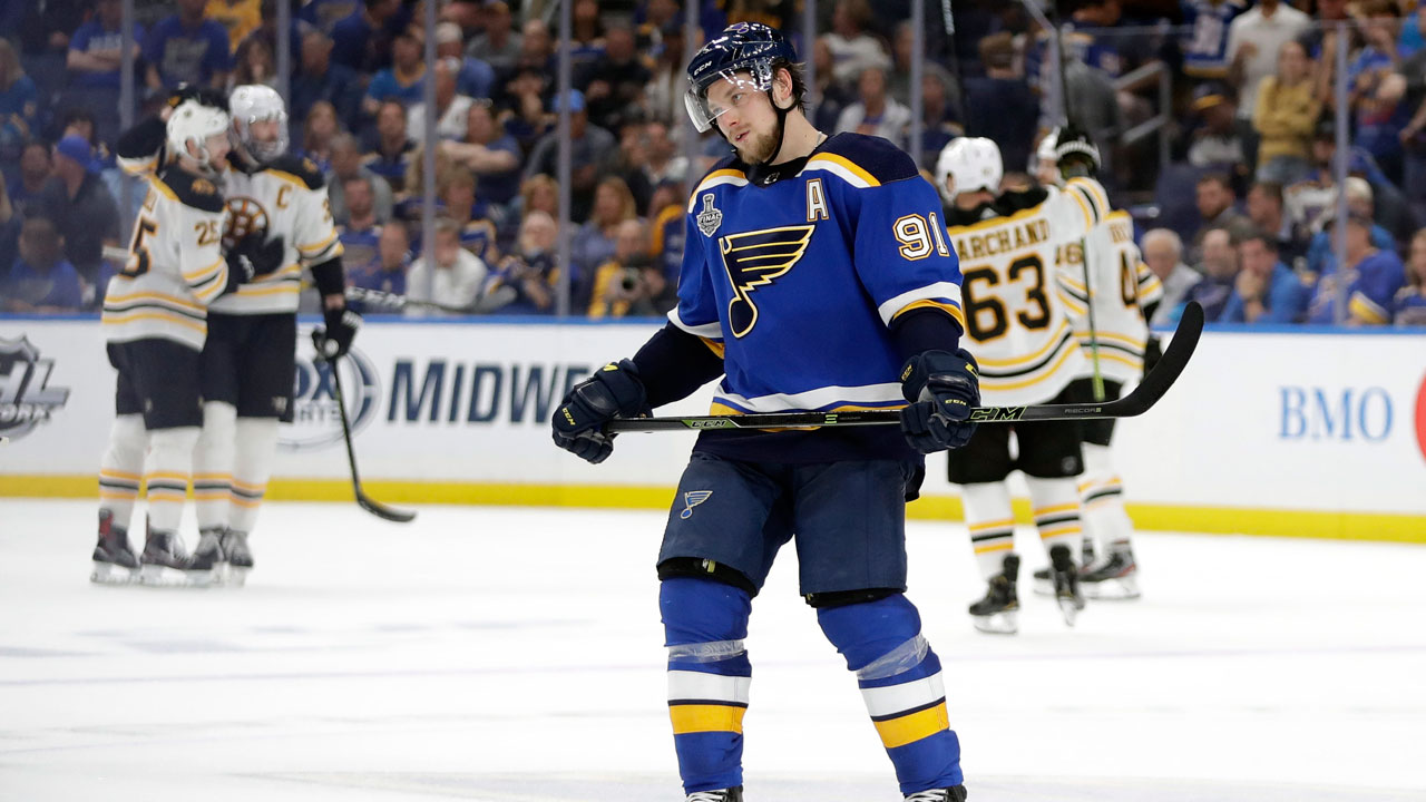 Bad news for Tarasenko, and many hockey poolers.....