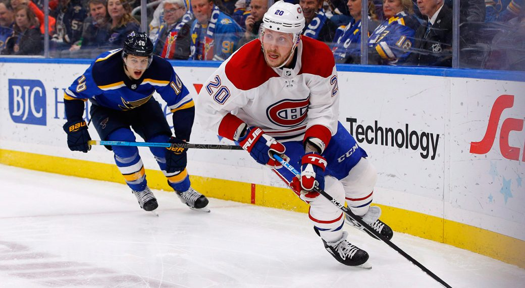 canadiens-nicolas-deslauriers-skates-with-puck