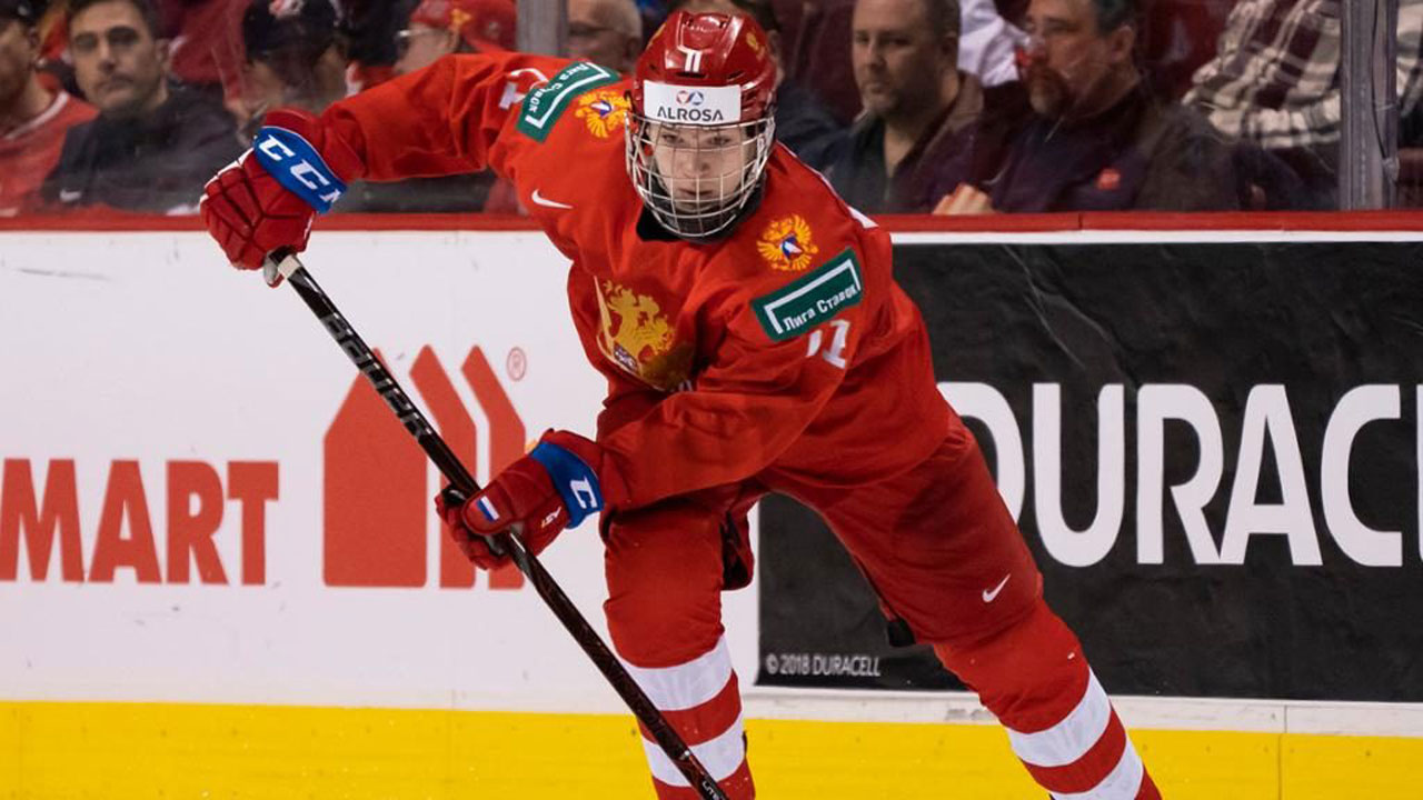 One Standout Selection From Each Round Of The 2019 Nhl Draft